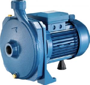 Støjsvag centrifugalpumpe