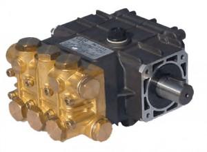 3-cylindret pumpe