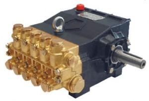 KW Pumper, stempelpumpe, 5-cylindret